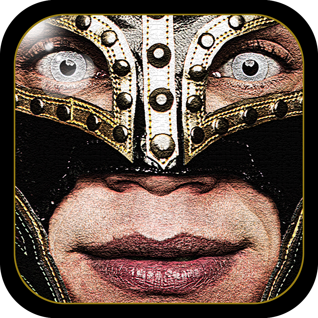 WrestleCraze! - Put Wrestling Stickers on Your Pic Photo Booth